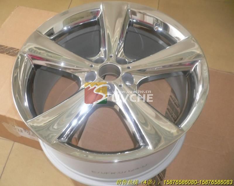 宝马x5轮毂128电镀